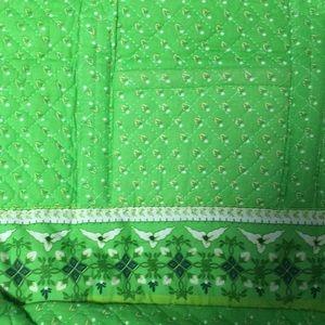 Bags - Green tote bag
